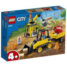 60252 Būvlaukuma buldozers