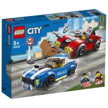 Policijos sulaikymas greitkelyje LEGO 60242