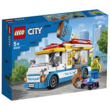Mängukomplekt Jäätiseauto Lego