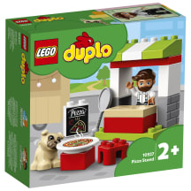 Miestelio picos kioskas LEGO DUPLO 10927