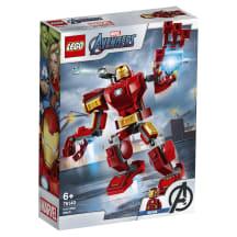 Mängukomplekt Iron Mani robot Lego