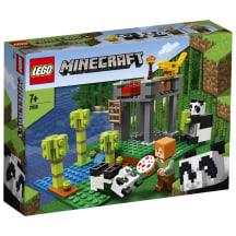 Pandų jauniklių darželis LEGO MINECRAFT 21158