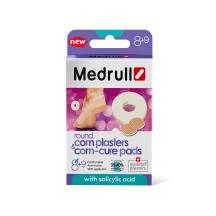 Plāksteri Medrull Round Corn pl.+Cure Pads N8