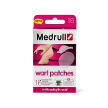 Plāksteri Medrull Wart patches N16