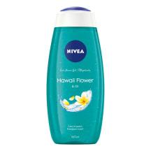 Dušo želė NIVEA Hawai Flower&Oil, 500 ml