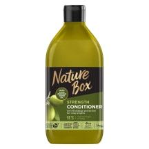 Plaukų kondicion. NATURE BOX OLIVE OIL, 385ml