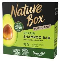 Kietasis šampūnas Nature Box Avocado 150ml