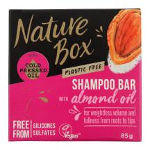 Kietasis šampūnas Nature Box Almond 150ml