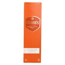 Viskis GRANT'S RUM CASK FINISH dėž.,40 %,0,7l