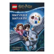 Knyga LEGO. NUOTYKIAI HOGVARTSE