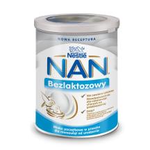 Piena maisījums Nan Lactose Free 400g