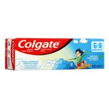 Zobu Pasta Colgate Kids 6+g,50ml
