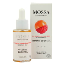 Eļļa sejai Mossa Vitamin Cocktail 30ml
