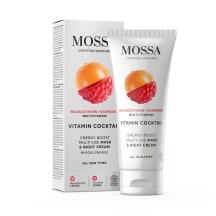 Maska&nakts krēms Mossa Vitamin Cocktail 60ml