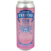 Alk. kokt. John Freitag Gin&Rose 5% 0,5l