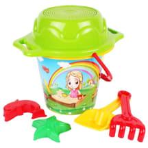 Smėlio žaislų rinkinys TECHNOK SS21