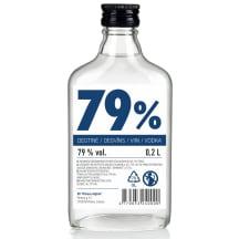 Degtinė 79 %, 0,2l