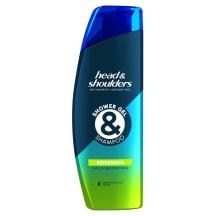 Šampūns un dušas želeja H&S Refresh 270ml