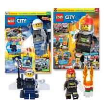 Žurnalas LEGO CITY