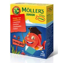 Uzt. bag. Möller's Junior zivtiņas zem. N45