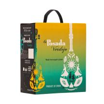 Kgt.vein La Posada Verdejo Organic 3l