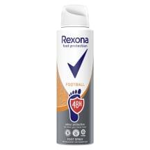 Dezodorants Rexona Football Foot Spray 150ml