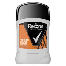 Dezodorants Rexona Workout Stick 50ml