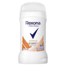 Dezodorants Rexona Workout Stick siev. 40ml