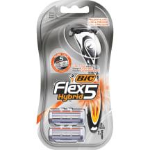 Raseerija BIC FLEX 5 HYBRID 1tk+varutera