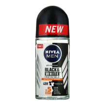 Rut.dez.vyr. NIVEA B&W ULTIMATE IMPACT, 50ml