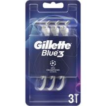 Skuveklis Gillette Blue3 Comfort vīr. 3gab.