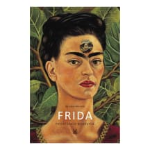 Knyga FRIDA: FRIDOS KAHLO BIOGRAFIJA