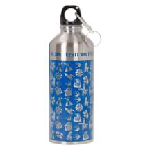 Metallist joogipudel Estonia sinine 1tk