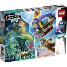 R/l J.B. zemūdene LEGO 70433