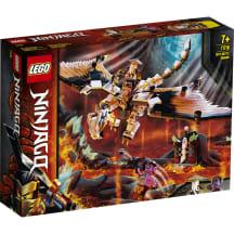 R/l Wu kaujas pūķis LEGO 71718