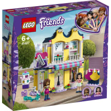 M/ä Emma moepood LEGO 41427