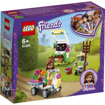 R/l Olīvijas puķu dārzs LEGO 41425