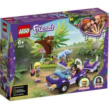 Zilonēna glābšana džungļos LEGO 41421
