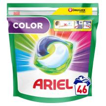 Geelkapslid Ariel Color 46 tk