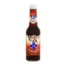 Alkohol. kokteilis LB Roks Kola 13% 0,25l
