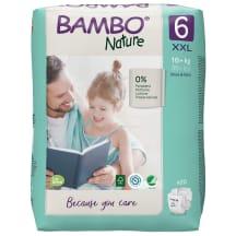 Sauskelnės BAMBO 6 16+ kg, 20 vnt
