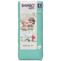 Sauskelnės BAMBO 4 7-14 kg, 48 vnt