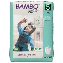 BAMBO sausk. kelnaitės(12-18 kg),19 vnt