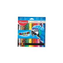 Värvipliiats Maped ColorPeps Animal 18tk