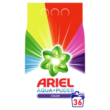Mazg.pulv. ARIEL Color, 36