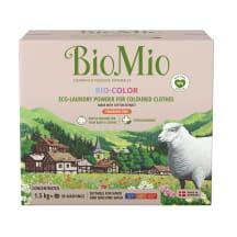 Skalbimo milteliai BIOMIO COLOR Eco1,5kg