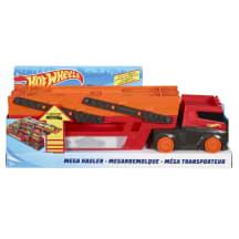 Rotaļlieta Hot Wheels lielais treileris