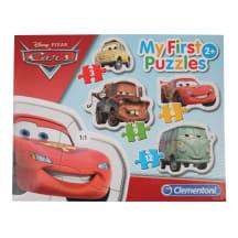R/l Mana pirmā puzle Cars