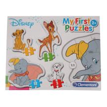 Lauamäng Minu esimene pusle Disney