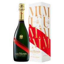 Saus. šampanas G.H.MUMM CORD.BRUT, 0,75l,dėž.